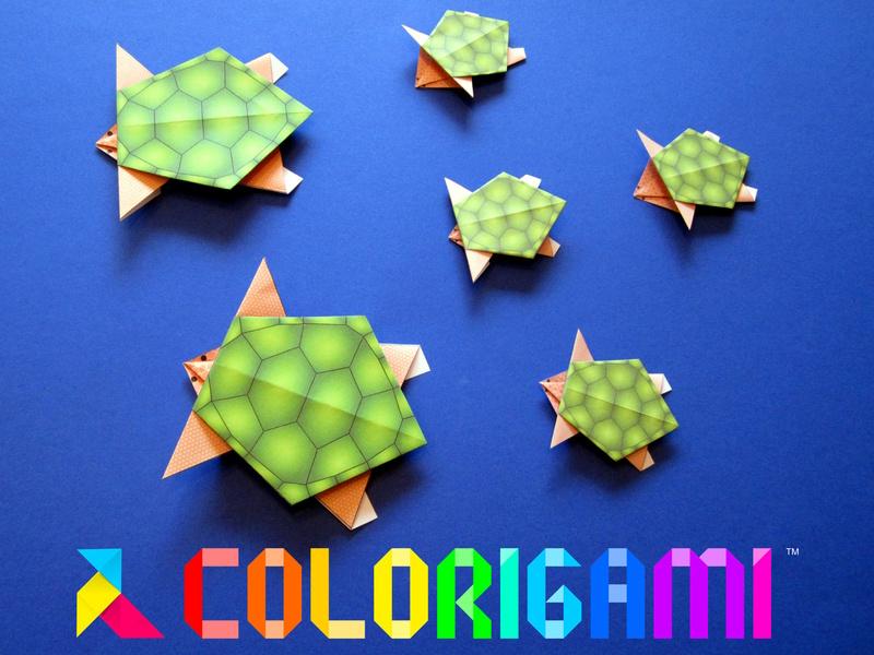 Vive l'origami !